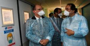 Coronavirus casos de sobretensión como Francia va 'camino equivocado'