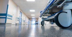Coronavirus inducida por la escasez de equipo led hospital de Nueva York para el uso de mangueras de jardín con ventiladores: libro