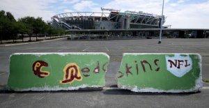 Lo Nativo Americano activistas de pensar acerca de la Washington Equipo de Fútbol de cambio de nombre