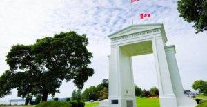 Los estadounidenses, ir a casa: la Tensión en el Canadá y los estados unidos de la frontera