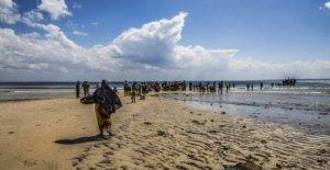 Los militantes islamistas 'aprovechar puerto clave' en Mozambique