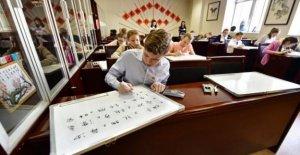 NOS etiquetas Instituto Confucio de 'misión extranjera'