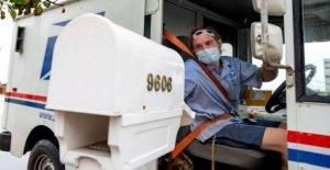 Servicio Postal de EE.UU. advierte de los riesgos para correo votos