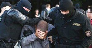 'Si usted croar no nos importa': Brutalidad en Bielorrusia