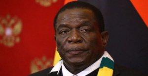 Zimbabwe presidente de votos para 'lavar' opositores