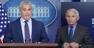El zar COVID-19 de la Casa Blanca insta a las empresas a exigir que los empleados sean vacunados